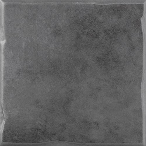 Wandtegel Gemme antraciet 10x10cm