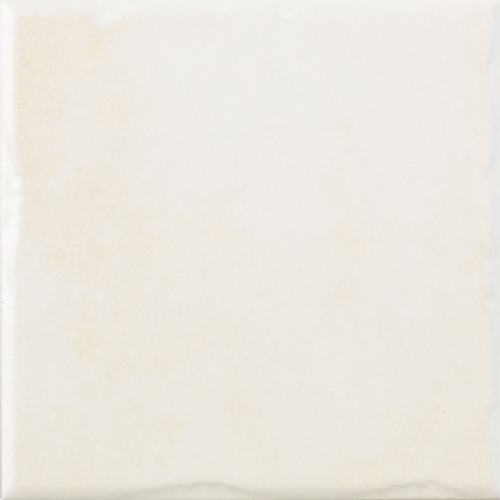 Wandtegel Gemme crème 10x10cm