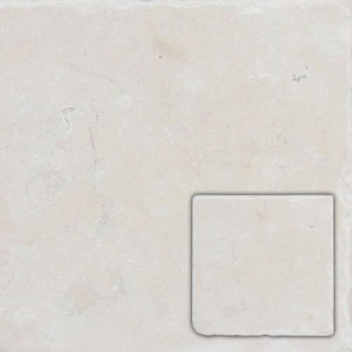 Wand- en vloertegel antiek marmer wit 15x15cm