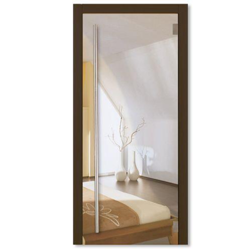 Porte en verre securit Thys 'Thytan Clair' 88cm