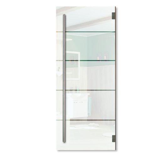 Porte en verre sécurit Thys 'Thytan Everyway 1510' 83cm
