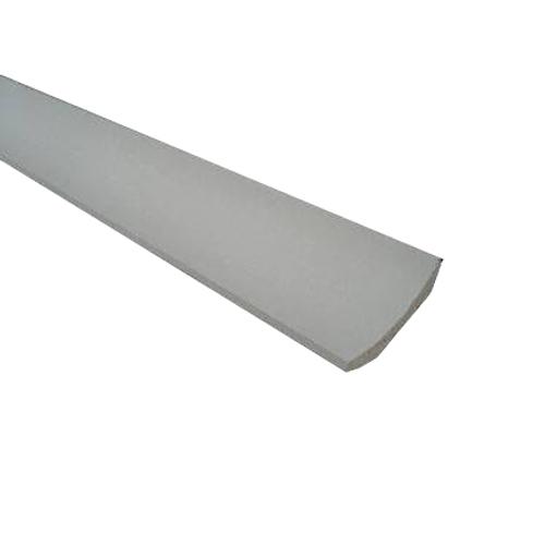 Moulure de finition maxi Knauf 120 mm X 2 m