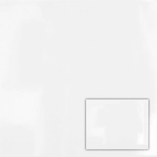 Wandtegel Facet wit 20x25cm
