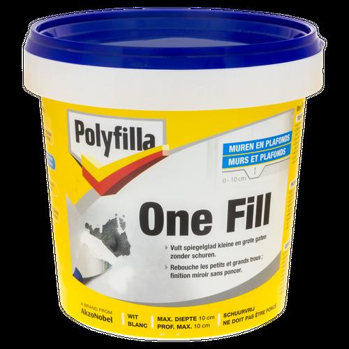Polyfilla  allesvuller 'One-Fill' 1 L