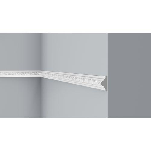 Decoflair wandlijst CO2/200 40x20mm 2 meter