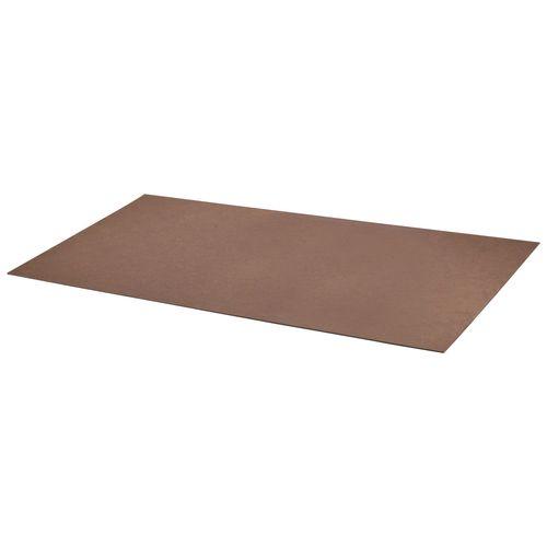 Paneel hard bruin 3 mm  61X122
