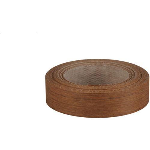 Couvre-chant Nordlinger bois adhésif 5 m x 23 mm teck