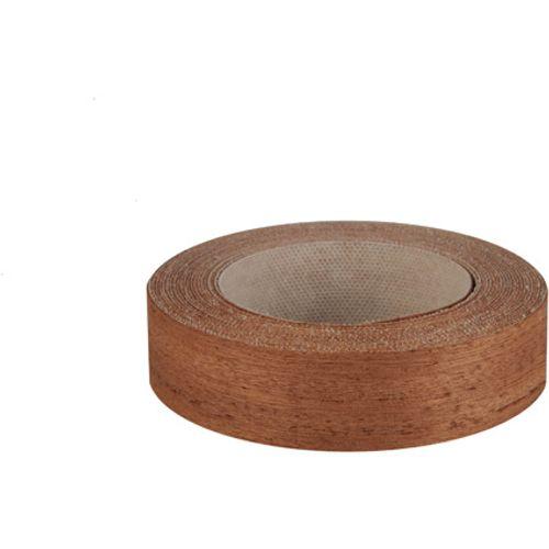 Couvre-chant Nordlinger bois adhésif 5 m x 23 mm acajou