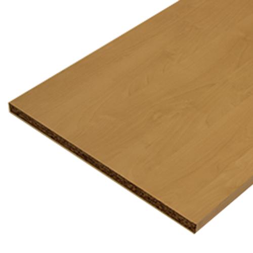 Sencys meubelpaneel witte berk 250x40cm