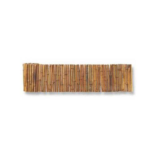 Rouleau bordure 'Bamboo roll' bambou 2 x 0,3 m