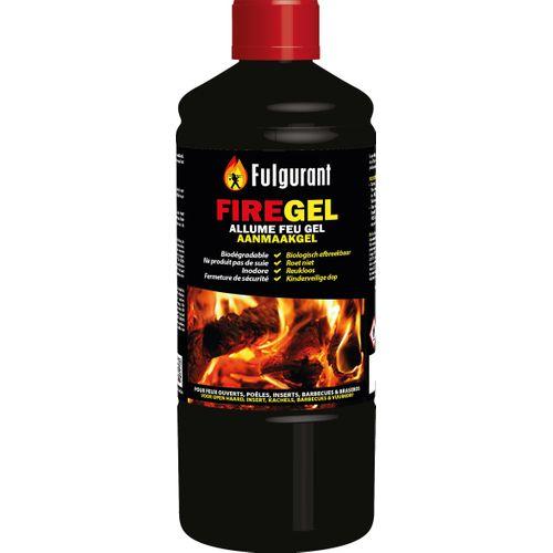 Fulgurant aansteek gel 'Fire Gel' 850ml