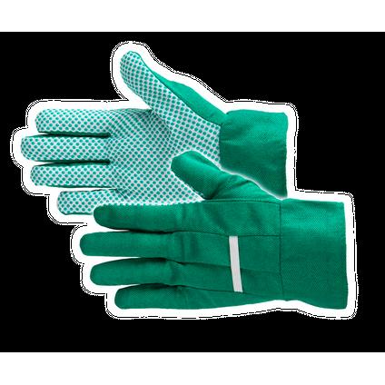 Busters Green Dot handschoen groen maat 10