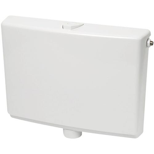 Réservoir indépendant mi-haut Wisa 550 6/9 litres blanc