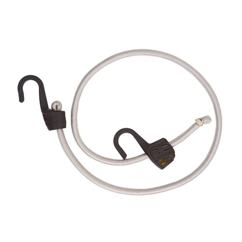 Verstelbare Snelbinder Master Lock Steelcor™ 15-100cmx9,50mm zwart