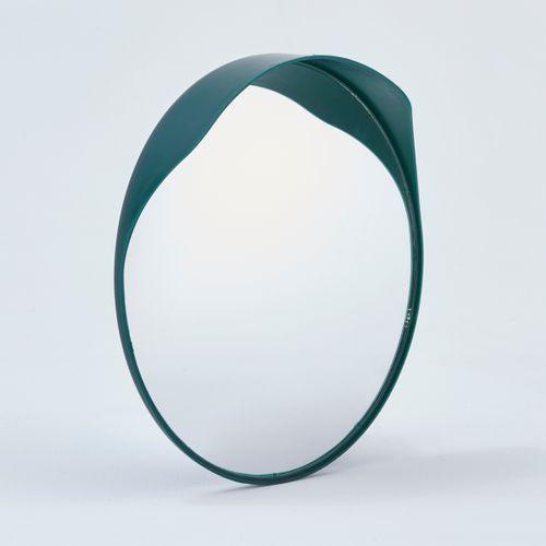 Mottez uitgangspiegel Ø30 cm groen