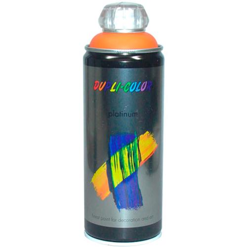 Dupli-Color lak 'Platinum' spuitlak perzik satijn 400ml