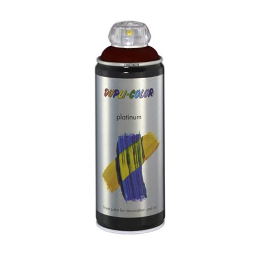 Dupli-Color lak 'Platinum' bruin satijn 400ml
