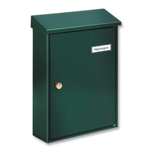 Burg-Wächter brievenbus Letter 5832 groen