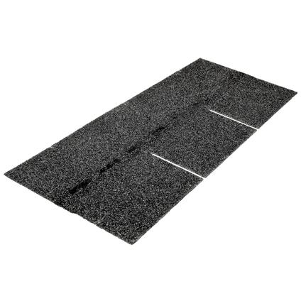 Aquaplan dakshingles 'Easy shingles' zwart 2 m²