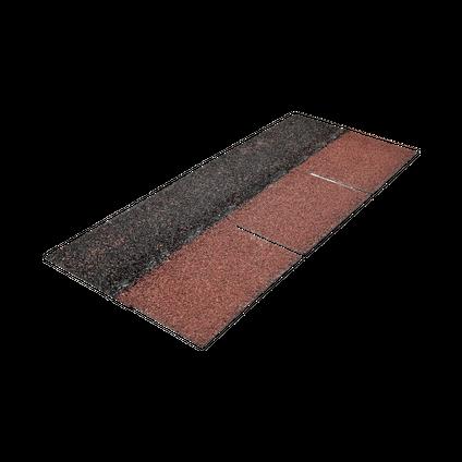 Aquaplan 'Easy shingles' dakshingles rood 2 m²