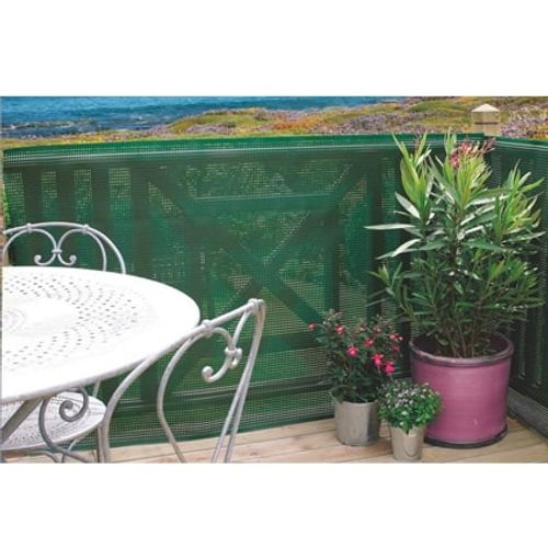 Brise-vue vert Nortene 'Closta' 1,5 x 5 m