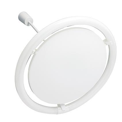 Plafonnier Zett Lite Lighting 'Rondine' blanc 40W