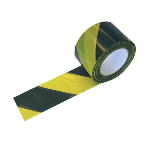 Ruban signalisation jaune-noir Pickup