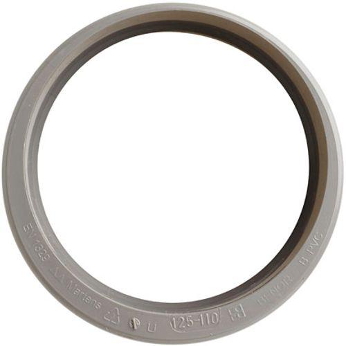 Martens verloop 110x125mm 1xlm grijs
