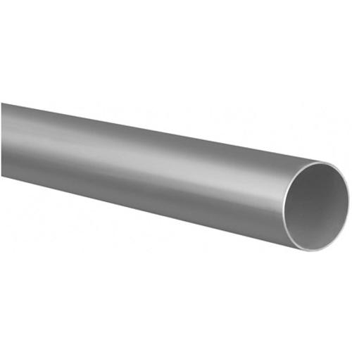 Martens HWA buis 80mm  4 meter grijs