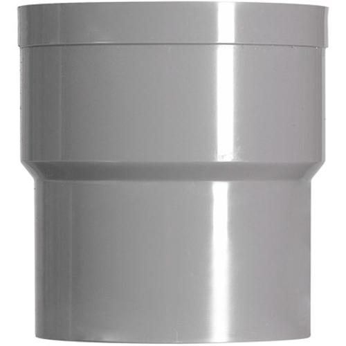 Martens HWA verbindingsstuk 80mm 1xlm grijs