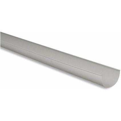 Martens mastgoot 150mm  4 meter grijs