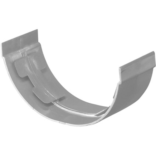 Martens verbindingsstuk grijs 100 mm PVC