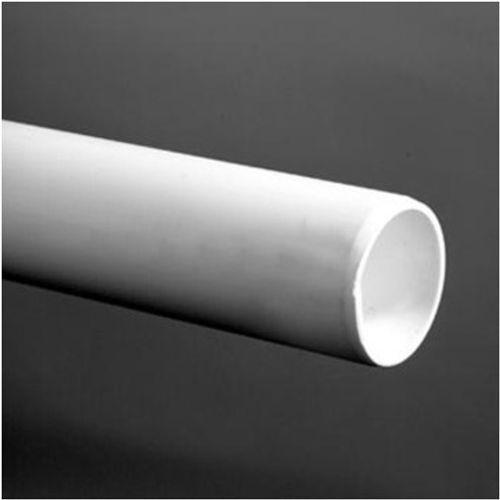 PPC buis niet verlijmbaar 40mm x 2 meter wit