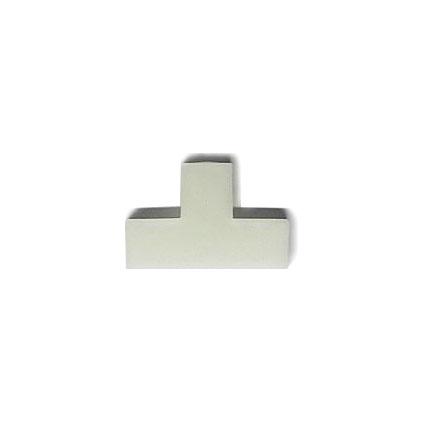 Calles T pour plaquettes de parement Decor 10mm 200 pcs