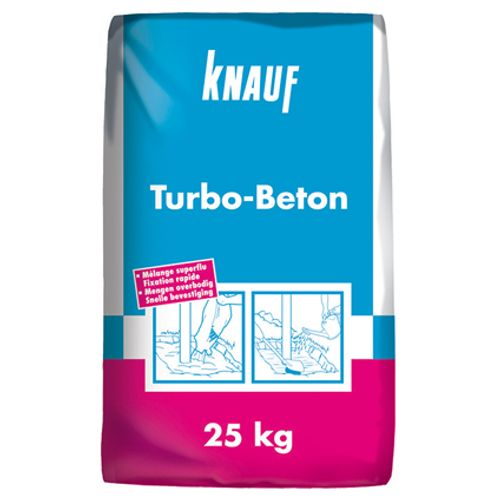 Knauf beton 'turbo' 25 kg