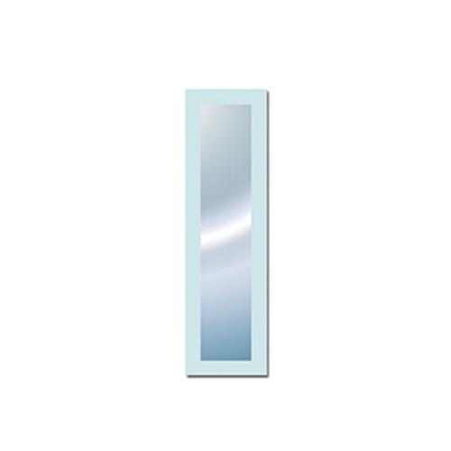 Plieger passpiegel Fitline zandstraal 105 x 30cm
