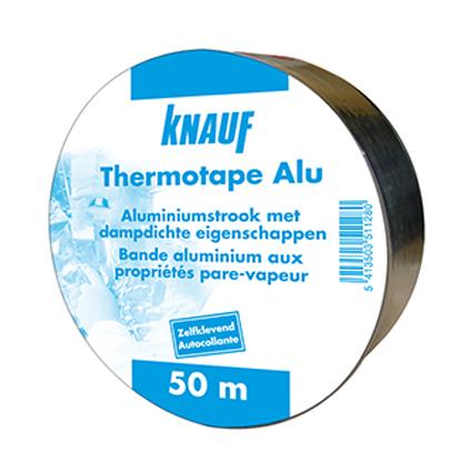 Knauf Thermotape aluminium 20 m
