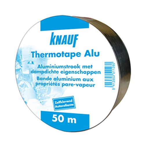 Knauf Thermotape aluminium 50 m
