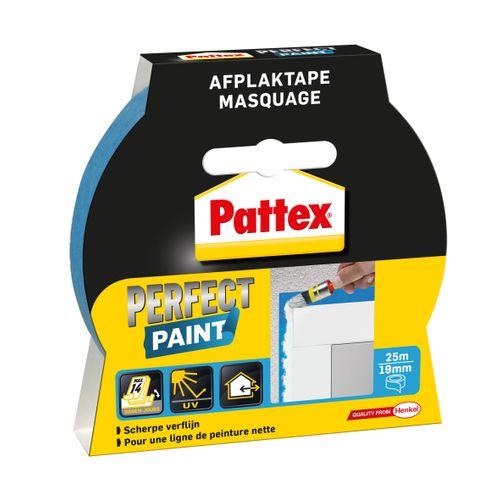 Pattex afplaktape 'Perfect Paint' 25mx19mm