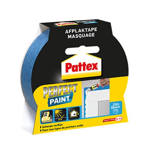 Pattex afplaktape 'Perfect Paint' 25mx30mm