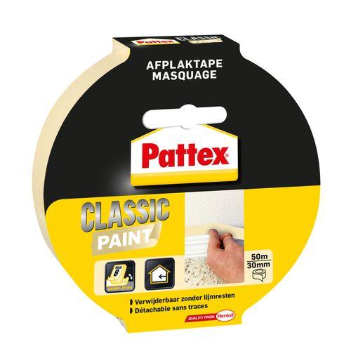 Pattex Afplaktape 'Classic Paint' 50mx30mm