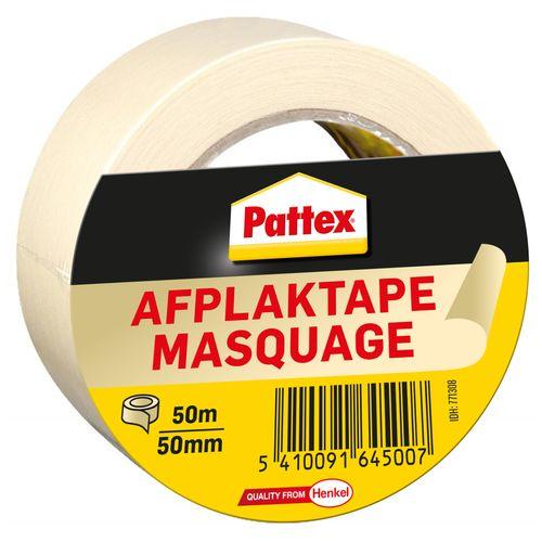 Pattex afplaktape 50mx50mm