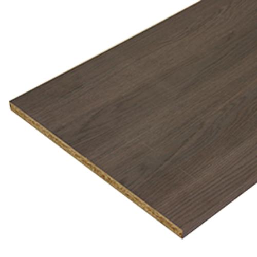Sencys meubelpaneel donkere eik 18mm 250 x 30cm