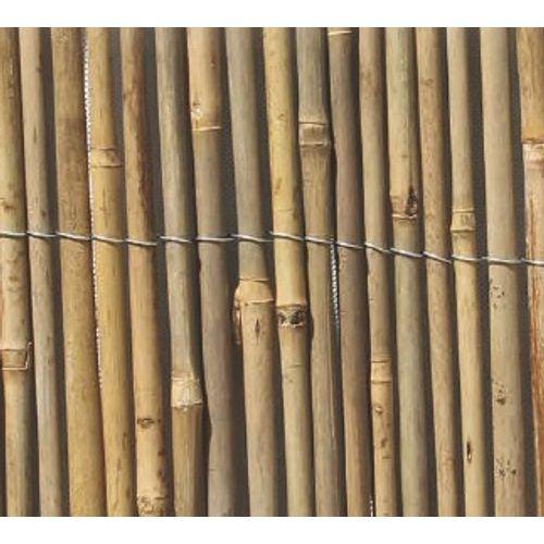 Brise-vue Central Park canisse bambou entier 1x5m