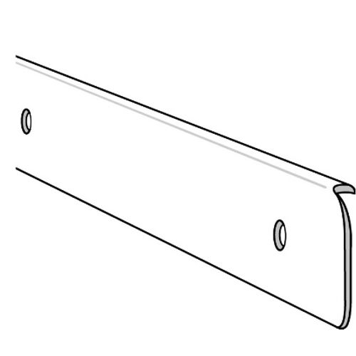 Profil de finition Nordlinger aluminium 38mm