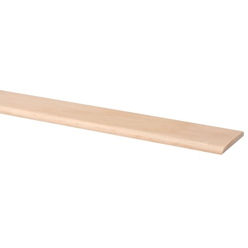 Afdeklijst grenen 5x45mm 270cm