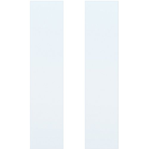 CanDo isolatieruit blank ML 660 of ML 665 201,5/211,5 x 93cm 2 stuks