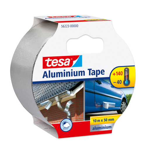 Tesa aluminium tape 10mx50mm