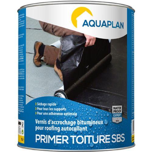 Aquaplan Dakprimer SBS - Zelfklevende dakrol 1 L