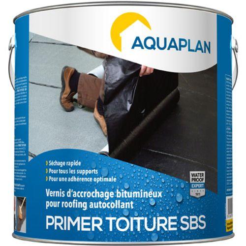 Aquaplan Dakprimer SBS - Zelfklevende dakrol 2,5 L